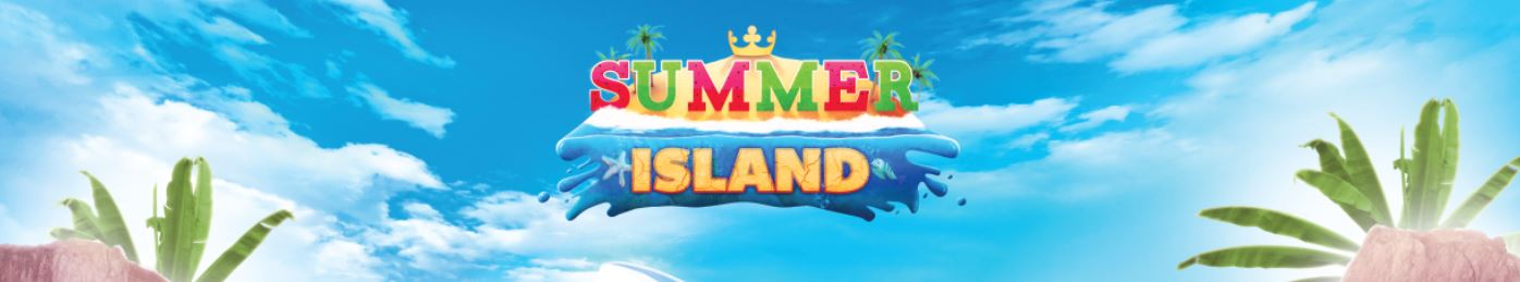 Fun In The Sun At Casino Heroes With Hot New 'Summer Island'