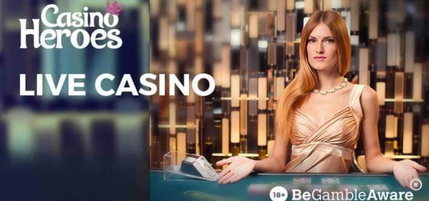 Hero Gaming Goes Live With State-Of-The-Art Live Casino