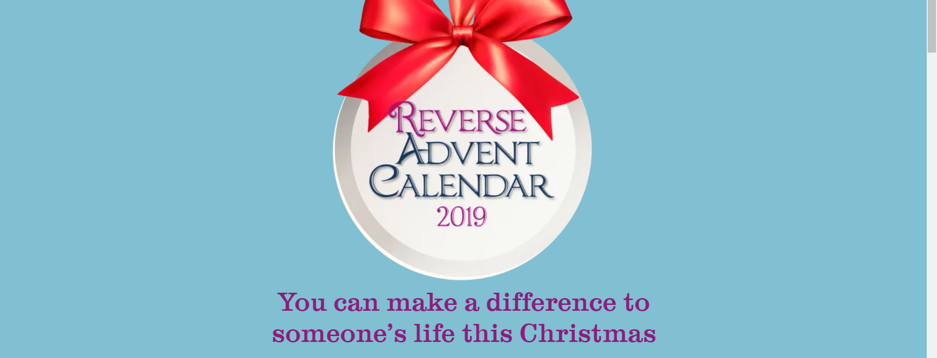 Hero Gaming takes on the Reverse Advent Calendar initiative!