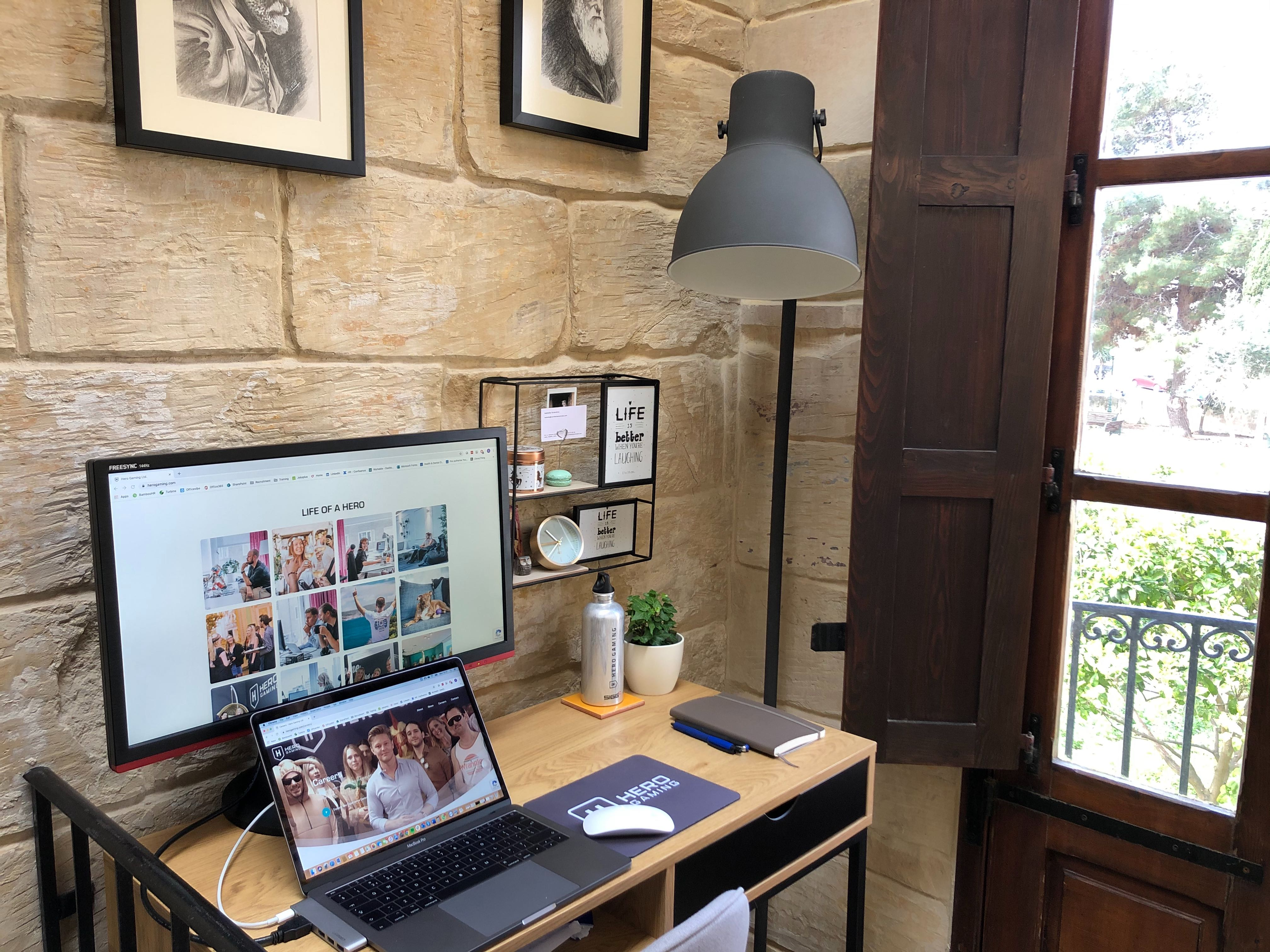 Top 6 Tips when Working from Home